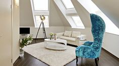 "Livingroom in our Apartment ""Beach"" in Vienna, Antonigasse. Live, work, travel & enjoy @ Rafael Kaiser Premium Apartments in Vienna, (Europe). Find out more here: www.rafaelkaiser.com Work Travel, Vienna, Austria, Apartments, Europe, Living Room, Luxury, Live, Beach"