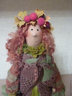 "Купить Кукла "" Агата"" - кукла ручной работы, кукла Тильда, куклы и игрушки ☆"