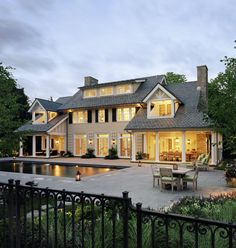 Westchester Stucco Colonial