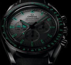 Omega Speedmaster Apollo 13 Silver Snoopy Award - SuperLuminova