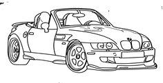 omalovánky auta - Google Search