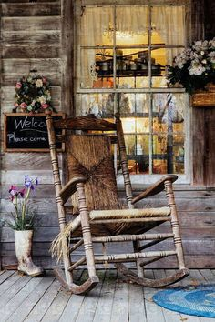 This is the life... country life. I love the juxaposition of the textures, light, & touch of color.
