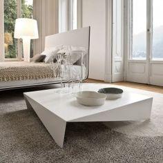 Voila Coffee Table White
