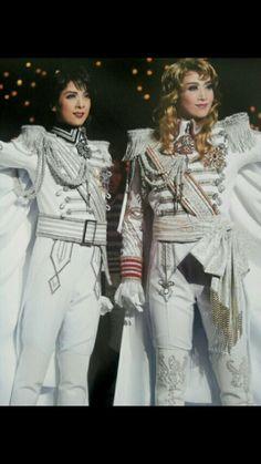 ステキ♡ Gyaru, Marie Antoinette, Versailles, Theatre, Stage, Ruffle Blouse, Cosplay, Costumes, Rose