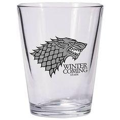 Game of Thrones Stark Sigil Shot Glass