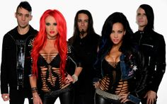 """Taking a page from heroes METALLICA and GUNS N' ROSES, Los Angeles metallers BUTCHER BABIES have recorded an EP of cover tunes that will surely please fans of the band, as well as fans of the artists that performed them originally. Titled """"Uncovered"""", this EP will be released on Septe"""