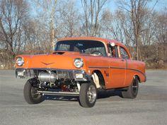 straight axle '56