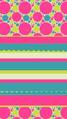 Cute Lock Screen Wallpaper Pink Polka Dots 68 Ideas For 2019 Pink Wallpaper Heart, Chevron Wallpaper, Colorful Wallpaper, Pattern Wallpaper, Phone Screen Wallpaper, Iphone 6 Wallpaper, Cellphone Wallpaper, Cool Wallpapers For Phones, Pretty Wallpapers