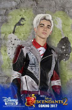 Find images and videos about disney, 2 and descendants on We Heart It - the app to get lost in what you love. Carlos Descendants, Cameron Boyce Descendants, Disney Channel Descendants 2, Descendants Cast, Disney Channel Stars, Descendants Wicked World, Descendants Characters, Cameron Boys, Dove Cameron