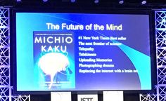 Victoria Creamer @victoriaprncpal   Where do wealth and prosperity come from? Dr. Kaku talks about science and technology. #chccsiste #iste2016