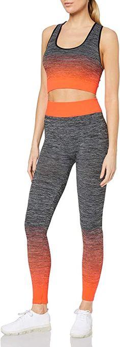 Toll  Bekleidung, Damen, Streetwear, Strumpfhosen & Leggings Crop Tops, Fit, Streetwear, Leggings, London, Pants, Fashion, Tights, Summer