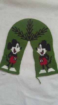 Baby Knitting Patterns, Crochet Patterns, Moda Emo, Knitted Slippers, Tunisian Crochet, Garter Stitch, Knitting Socks, Beanie, How To Make