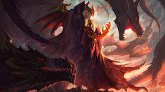 Nuevo aspecto épico: Swain, Amo de los Dragones | League of Legends