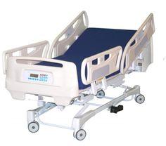 Hospital Beds Huntleigh Nesbit Evans Hydraulic Mesh Top