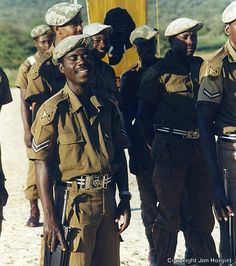 32 Bn Brothers In Arms, Defence Force, Korean War, Military Equipment, Military Life, African History, Borneo, Special Forces, Vietnam War