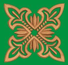 Cross Machine Embroidery Design   -  90*90 mm
