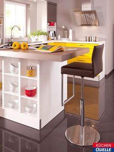 Klare, Moderne Formen, Eine Unglaubliche Wandlungsfähigkeit Und Ein  Zeitloses Design   Unsere Einbauküche Bavaria