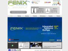 FENIX como marca sale al mercado avalada por un equipo técnico-humano con 20 años de experiencia.    Para Fenix, sus clientes transmitiéndoles sus necesidades les ayudan a estar en constante innovación y ser una de las empresas más dinámicas y competitivas del mercado.