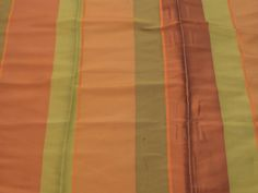 """#Mulberry #Fabric Sample 27"""" x 17"""" JUST for $6.99  Colonnade #Silk  Moss #Amber   Made in India   100% Silk                                             + #FREE SAMPLES!!! #fabric #supplies #floral #luxury #vintage #mulberry #colonnade #silk #moss #amber #free #gift #woman #fresh #spring"""