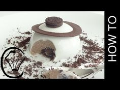 Cookies and Cream Shimy Mirror Glaze Cheesecake Mousse Dome Entremet by Cupcake Savvy's Kitchen - YouTube