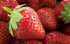 Morangos - Strawberries Fonte: Galeria do Windows