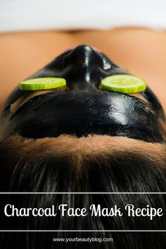 DIY Charcoal Face Mask Recipe | Everything Pretty
