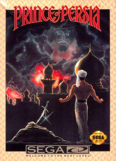 Prince of Persia, Sega CD.
