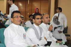He stressed Dr. Mazen Fakih consultant internal diseases and diabetes who attended this program on the importance of training students in the faculties of medicine in teaching hospitals to prepare them for post-graduation indicating that this training its inclusiveness and integration is what makes students feel like they're Doctors already since receiving the patient to diagnose his condition to treat and hold surgeries