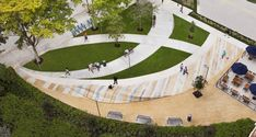 Mikyoung Kim Design -   The Alexander Art PlazaMikyoung Kim Design - Landscape Architecture, Urban Planning, Site Art