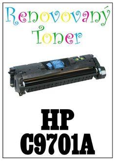 Renovovaný toner HP 121A / HP C9701A za bezva cenu 1125 Kč