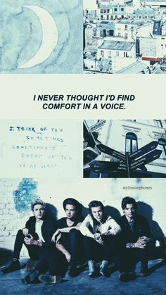 One Direction Lockscreen | ctto: @stylinsonphones