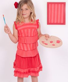 Take a look at this Cayenne Top & Skirt - Girls by Daisies on #zulily today!