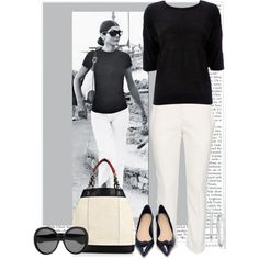 Jackie Style., created by irishrose1 on Polyvore