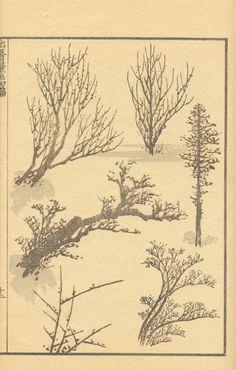 Hokusai Manga Japanese Art Modern, Vintage Japanese, Japanese Crane, Katsushika Hokusai, Doodle Lettering, Japanese Patterns, Zen Art, Japan Art, Art Drawings Sketches