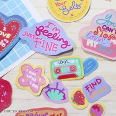 Kpop Diy, Shandy, Bts Love Yourself, Bts Merch, Sticker Ideas, Fantastic Baby, Embroidery Patches, Character Drawing, Sticker Paper