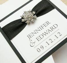 Coco Handmade Wedding Invitation
