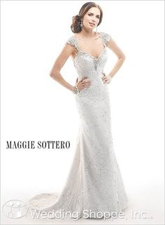 Bridal Gowns Maggie Sottero  Brandy Bridal Gown Image 1