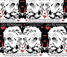 Ultamate Geek Love fabric by whimzwhirled on Spoonflower - custom fabric