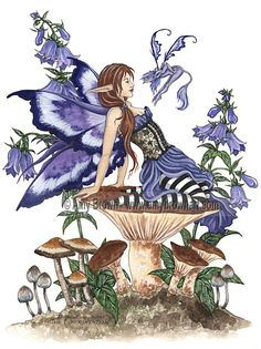 Fairy Art Artist Amy Brown: The Official Online Gallery. Fantasy Art, Faery Art, Dragons, and Magical Things Await. Amy Brown Fairies, Elves And Fairies, Fairy Pictures, Love Fairy, Beautiful Fairies, Fairy Land, Magical Creatures, Faeries, Fantasy Art