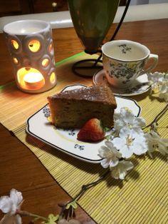 Anyone for Pumpkin Cake for Morning Tea? #glutenfree
