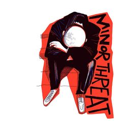 Minor Threat Homage Minor Threat, Cool Bands, Music Artists, Spiderman, Superhero, Collection, Design, Spider Man, Musicians