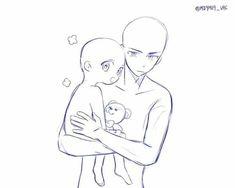 Body Reference Drawing, Drawing Reference Poses, Drawing Base, Manga Drawing, Anime Drawings Sketches, Cute Drawings, Manga Poses, Drawing Templates, Poses References