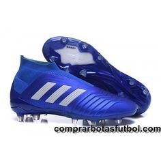 817199e703454 Personalizar Botas De Futbol Adidas Niños Predator 18+ FG Tinta Verde Verde
