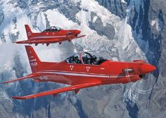 Climb inside the cockpit of a Pilatus which serves the air forces of Switzerland, Singapore, and the United Arab Emirates + Saudi Arabia. Cool Backdrops, Swiss Air, New Aircraft, Tiger Ii, United Arab Emirates, Saudi Arabia, Switzerland, Air Force, Cool Pictures