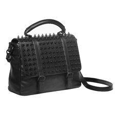 luxury handbag in black