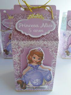 Caixa Milk- Princesa Sofia