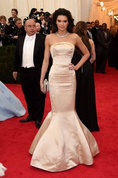 Best Dressed Celebrities at the MET Ball 2014 - Metropolita Museum of Art Gala 2014 Fashion Photos - Elle