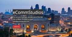 We are an SEO consulting company specializing in local rankings, eCommerce integration and foreign product sourcing. http://ecommstudios.com/