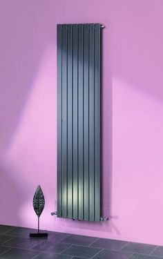 Volcano vertical radiator 570 shop in wandsworth pauls - Designer vertical radiators for kitchens ...