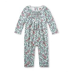 From flowered dresses to swim sets, shop Tea Collection's baby girl clothes for seasonal style. Baby Sleepers, Trendy Baby Clothes, New Kids, 15 Dresses, Winter Collection, Kids Outfits, Rompers, Fashion Outfits, Bebe